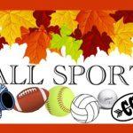 Middle School Fall Sport Start Dates