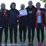 Cross Country Girls Win the SEC