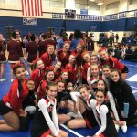Cheerleading Takes 2nd Place at SEC Jamboree #1
