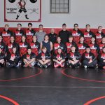 Wrestling Competes at SEC Championships