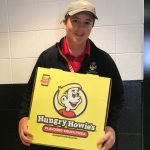 Sebastian Smith Earns Hungry Howies Scholarship