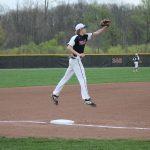 Boys Varsity Baseball beats Adrian 5 – 4