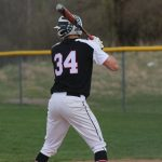 Boys Varsity Baseball falls to Dexter 9 – 8