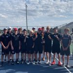Pinckney Boys Tennis finishes in 2nd place at Fowlerville Tournament