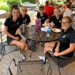 Golfers Finish 3rd at Tecumseh Invite