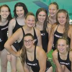 Girls Swim Picks Up a Win