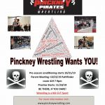 Pinckney Wrestling Wants You!