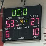 Girls Varsity Basketball beats Canton 53 – 27