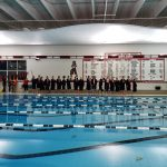 Boys Varsity Swim & Dive beats Howell 115 – 71