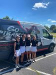 Girls Golf Brings Home SEC Victory