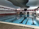 Coed Middle School Swimming falls to Lincoln 97 – 43