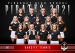 Varsity Tennis Defeats Howell