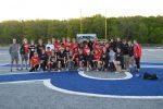 Boys Track Wins SEC Championship