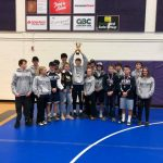 Boys Varsity Wrestling finishes 1st place at Deven Dawson Memorial Classic