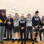 Coed Varsity Wrestling finishes 2nd place at Jefferson Invitational