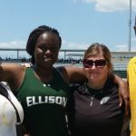 "Jannia ""Boogie"" Price to throw at State Meet!"