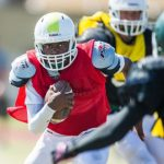 Eagles impress on both sides of the ball in final scrimmage