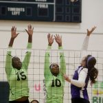 """Stolley: Lady Eagles Showing """"Toughness"""""""
