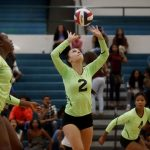 Lady Eagles Sweep Marble Falls