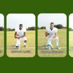 Eagle Football Seniors of the Week