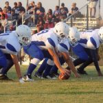 Liberty Hill MS wins first game against Patterson