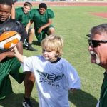Eagles make youngster's wish a reality