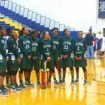 Lady Eagles Win The Bush's Tournament