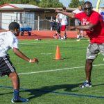 Kids Advantage Cen-Tex Pro FB and Cheer Camp