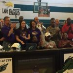3 Eagles Sign to Play at the Next Level