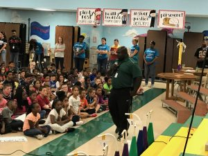 Reece's Creek STAAR Pep Rally