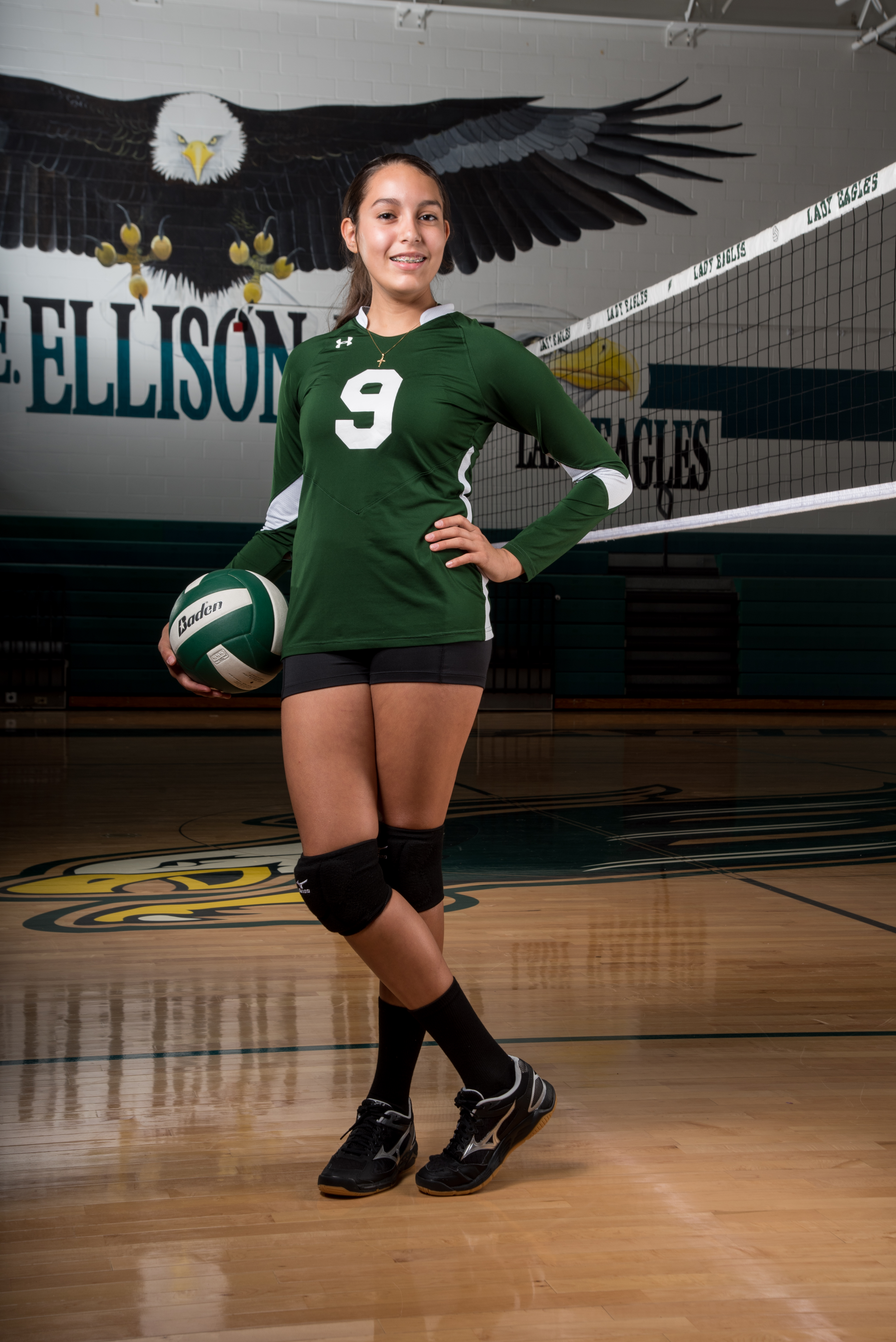 Volleyball Student of the Week–Ariana Moore