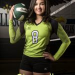 Volleyball Student of the Week–Chantelle Cancel