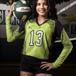 Volleyball Student Athlete of the Week–Jasmin Espada