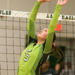 KISD Volleyball Player Of The Week–VOTE FOR ALEXIS!!
