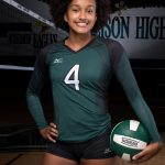 KISD Volleyball Player Of The Week–VOTE FOR NASIYAH!!!