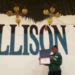 KISD VB Player Of The Week–DAJA'NIESE MARTIN
