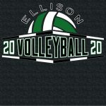 Ellison Volleyball Season T-Shirts