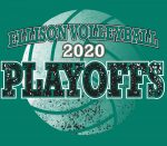 Ellison Volleyball 2020 Playoff Shirts
