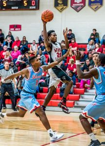 Boys Varsity Basketball vs Belmont