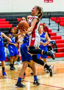 Girls JV Basketball vs Miamisburg