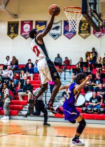 Boys Varsity Basketball vs Thurgood Marshall
