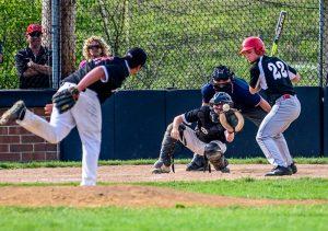 Varsity Baseball vs Tippecanoe