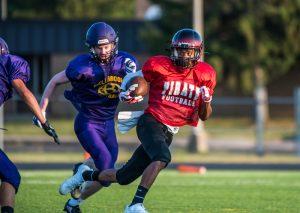 Pep Rally / Varsity Football vs Bellbrook