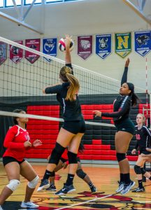 JV Volleyball vs Trotwood