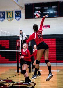 Varsity Volleyball vs Trotwood