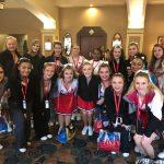 WCHS Cheerleaders Perform at Citrus Bowl