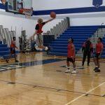 Boys Varsity Basketball beats Dunbar 61 – 58!