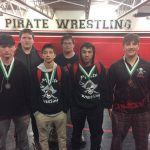 Seven Individual Placers Highlights a Great Opening Weekend for Varsity Wrestling at Clear Fork High School