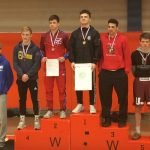 Pirates Wrestle Well – Keeton Qualifies for State Tournament!