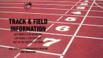 Track and Field Information
